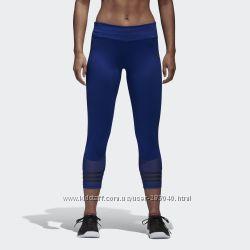 Спортивные капри adidas р-р S
