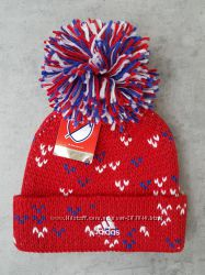 Зимняя шапка с помпоном adidas MLS Fc Dallas, оригинал