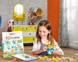 Совместимый с Лего Mega Construx на 400 деталей, Канада