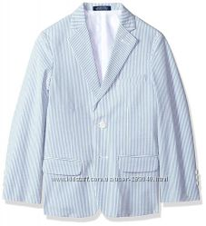Стильный хлопковый пиджак IZOD на 16лет