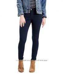 Джинсы скинни Levi&acutes 710 Super Skinny Jeans р-р W26L30, оригинал