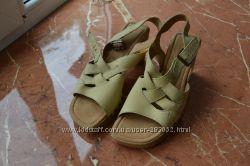 Босоножки  туфли GABOR 37, 5р 4 12 идеальное состояние