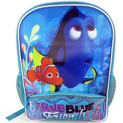 рюкзак зД  галограмма детский Дори Дисней США большой