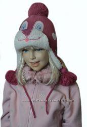 Зимние шапки  шарф замечательные теплые комплекты от Про- хан