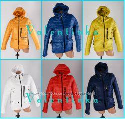 Женская демисезонная куртка размер 42-50