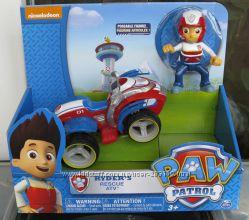 Щенячий патруль PAW Patrol Spin Master Райдер с квадроциклом