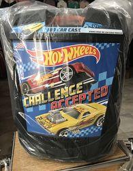 Hot Wheels 100 Car Case Кейс на 100 машинок и 30 машинок