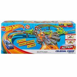 Трек Hot Wheels Грандиозное столкновение Hot Wheels Colossal Crash Track