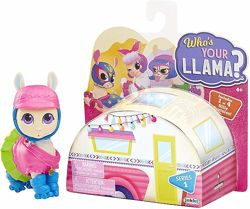 Who&acutes Your Llama игрушка сюрприз