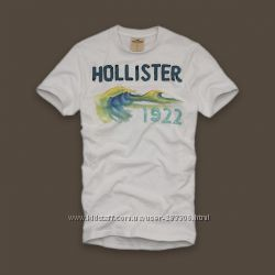 Футболки Abercrombie&Fitch Hollister