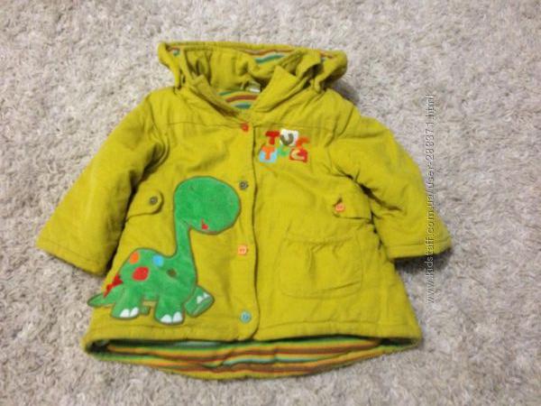 Прикольні котонові куртячки-демі 055255971852f