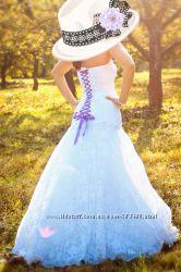 Свадебное платье 42-46 размера