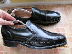 туфли лоферы кожа Loake England длина по стельке 29, 5 см