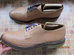 туфли мужские кожа Jones Bootmaker длина по стельке 29. 5 cм