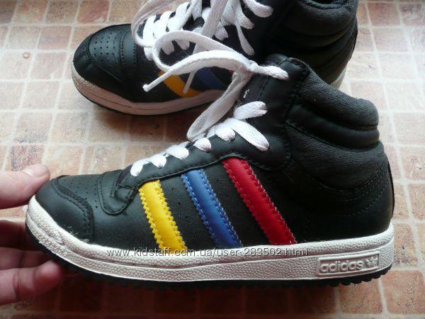 кроссовки Adidas Top Ten для девочки длина по стельке 19, 3 см