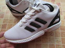 кроссовки Adidas Zx Flux детские длина по стельке 21.5 см