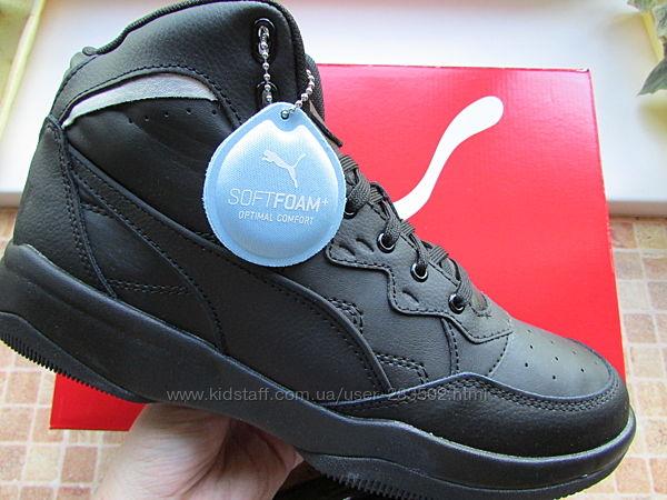 кроссовки ботинки Puma Rb Playoff мужские кожа длина по стельке 28 см