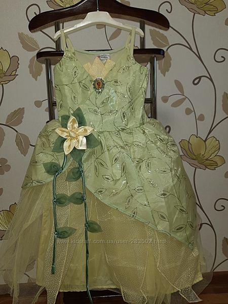 Нарядное платье принцессы Tiana для праздника