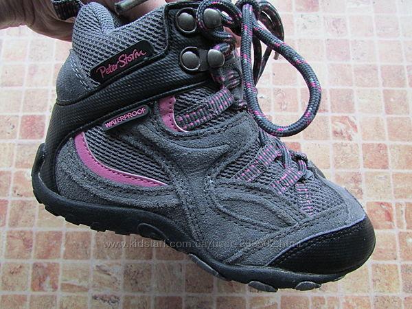 ботинки детские Peter Storm Waterproof длина по стельке 18 см Оригинал