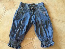 Продам бриджи джинсовые для девочки Dolche&Gabbana