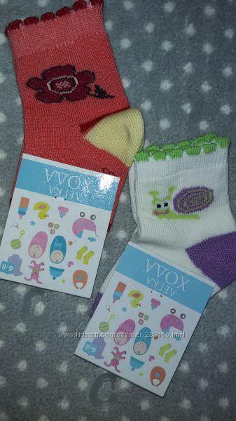 В наличии детские носочки ТМ Легка Хода для девочек