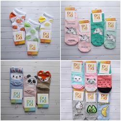 Дитячі демісезонні та літні шкарпетки