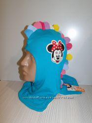 Продам демисезонные трикотажные двухслойные шлемы модель Микки