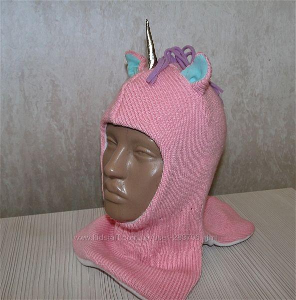 зимние шлемы модель Единорог