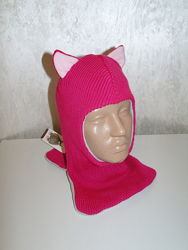 Продам теплые зимние шлемы двухслойные Модель Кошка