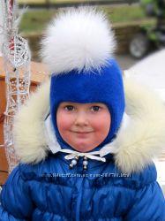 Продам теплые зимние и еврозима шлемы двухслойные Модель Однотонные