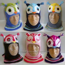 Продам  зимние шлемы двухслойные Модель Сова