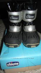 Продам модные сапожки Chicco 23-24р, мы носили 24-25р.