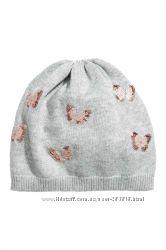 Классные шапочки США, H&M в наличии