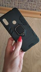Ударопрочный чехол накладка для Xiaomi redmi note 6 pro
