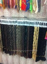 Канекалон для плетения афрокосичек