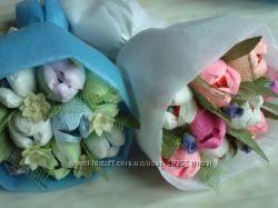 Букеты из конфет - сладкие подарки