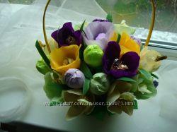 21 цветок
