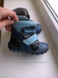 Ботиночки демисезонные кожаные Шаговита 21 размер