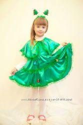 Карнавальный костюмы для девочки