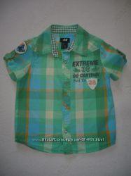Детская тенниска, рубашка летняя H&M для мальчика.