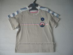 Детская футболка Mothercare, набор из 2х шт. р. 98.