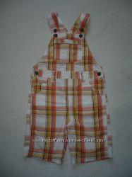 Детский шорты - полукомбинезон Ladybird для мальчика.