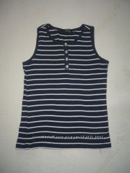 Детсие фирменные футболки, майки для девочки 8-10лет.