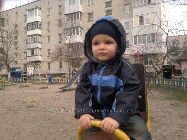 Детская ветровка Mоthercare для мальчика. р. 92см.