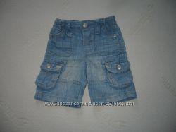 Шорты джинсовые для мальчика.