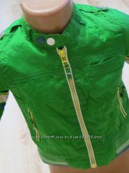 стильная, модная ветровка, курточка некст на мальчика 9-18мес