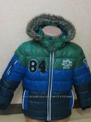 теплая куртка George 18-24мес