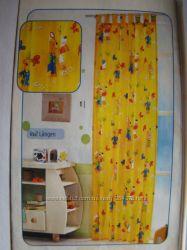 Немецкие шторы для детской комнаты