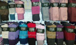 женские полушерстяные носки Лонкаме высокого качества 23-25р.