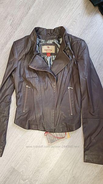 Кожаная куртка косуха с, м